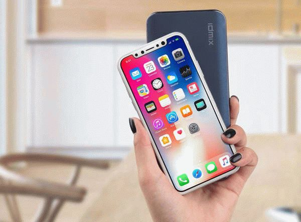 IDMIX и iPhone