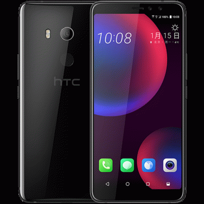 Черный HTC U11 EYE