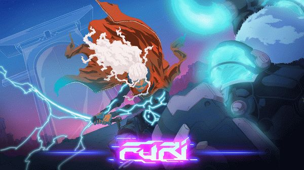 Постер Furi