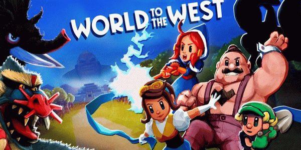 Логотип World to the West