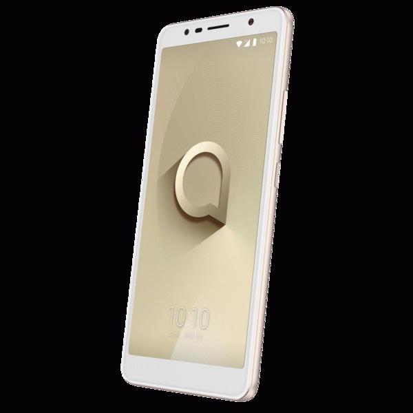 Золотистый Alcatel 3C