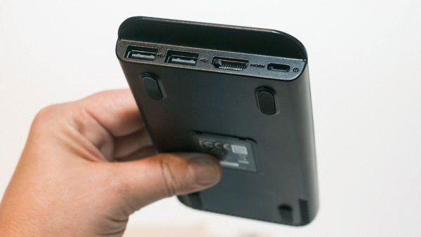 Порты Samsung Dex Pad