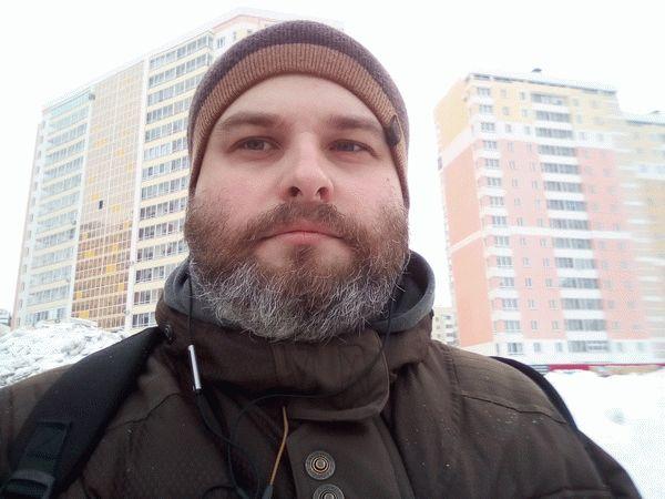 Селфи на Pixelphone M1