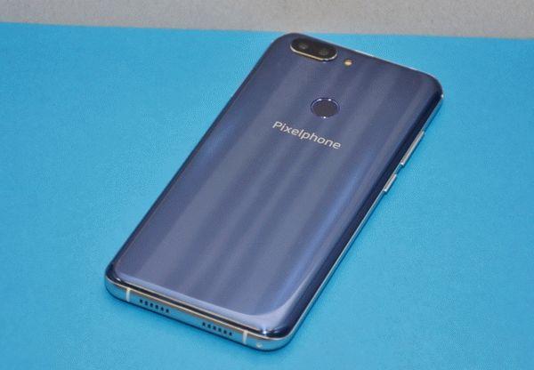 Pixelphone M1 сзади