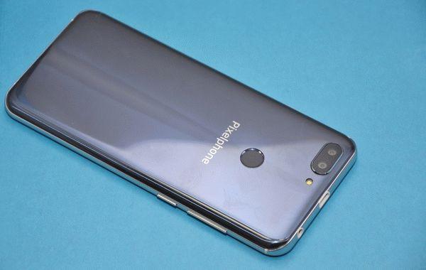 Сканер и камера Pixelphone M1