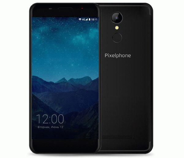Черный Pixelphone S1