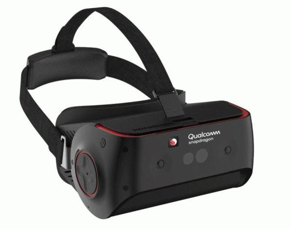 VR-шлем от Qualcomm