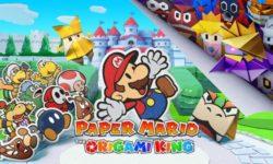 Обзор Paper Mario: The Origami King — большое бумажное приключение