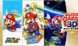 Обзор Super Mario 3D All‑Stars — юбилейная коллекция ретро хитов