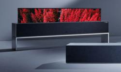LG разработала телевизор с режимом «невидимки»
